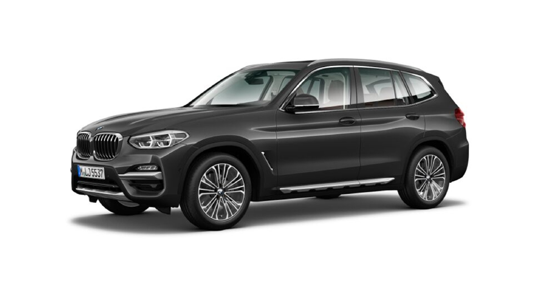 BMW  X3 Sophisto Grey Brilliant Effect Colour