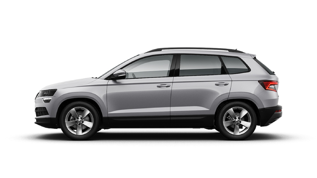 Skoda  Karoq Brilliant Silver Colour