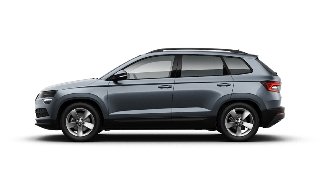 Skoda  Karoq Quartz Grey Colour
