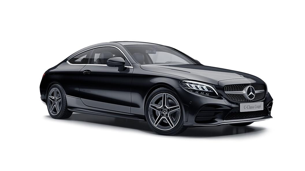 Mercedes Benz  C-Class Obsidian Black Colour