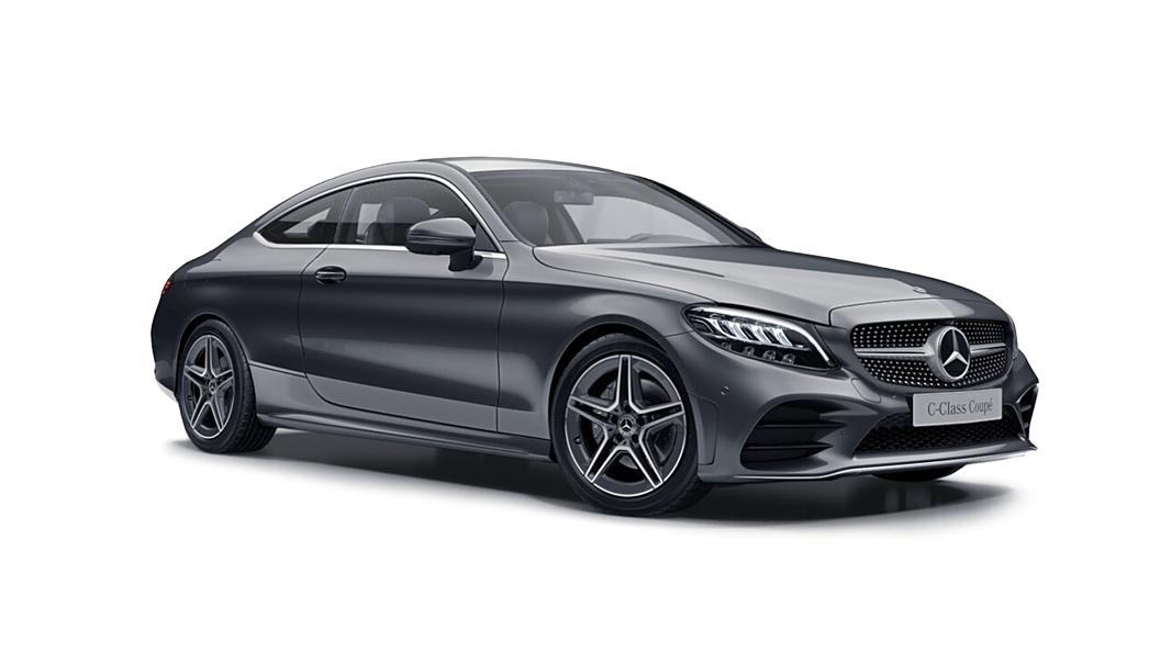 Mercedes Benz  C-Class Selenite Grey Metallic Colour