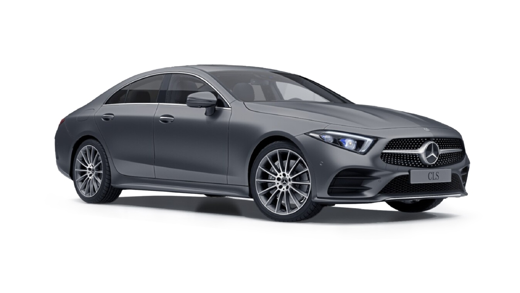 Mercedes Benz  CLS Designo Selenite Grey Magno Colour