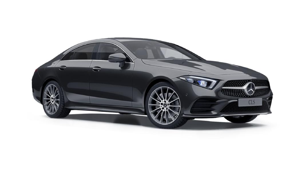Mercedes Benz  CLS Graphite Grey Metallic Colour