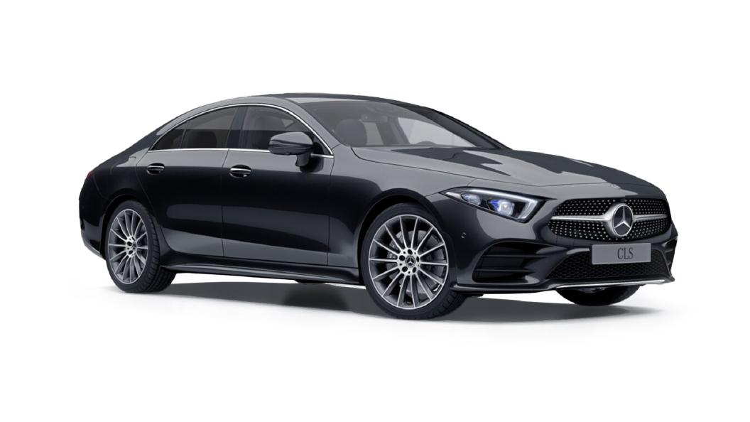 Mercedes Benz  CLS Obsidian Black Metallic Colour
