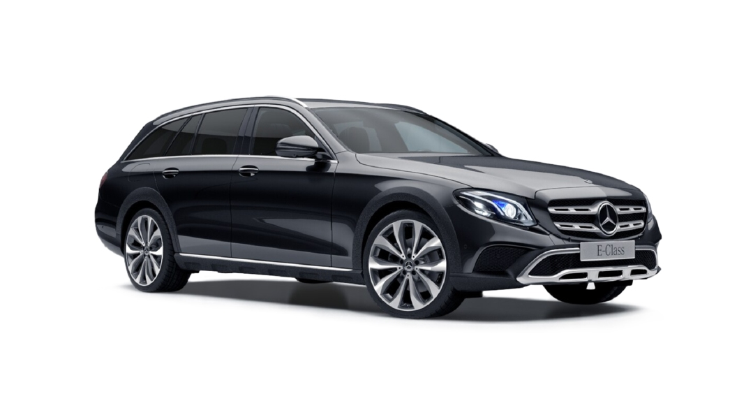 Mercedes Benz  E-Class All Terrain Obsidian Black Colour