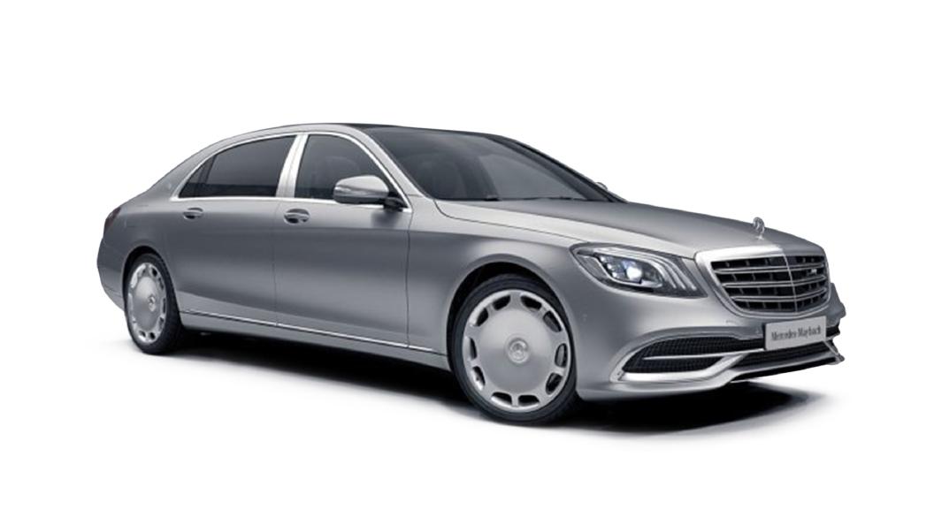 Mercedes Benz  S-Class Allanite Grey Magno Colour