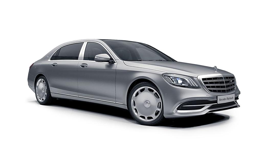 Mercedes Benz  S-Class W222 Designo Allanite Grey Magno Colour