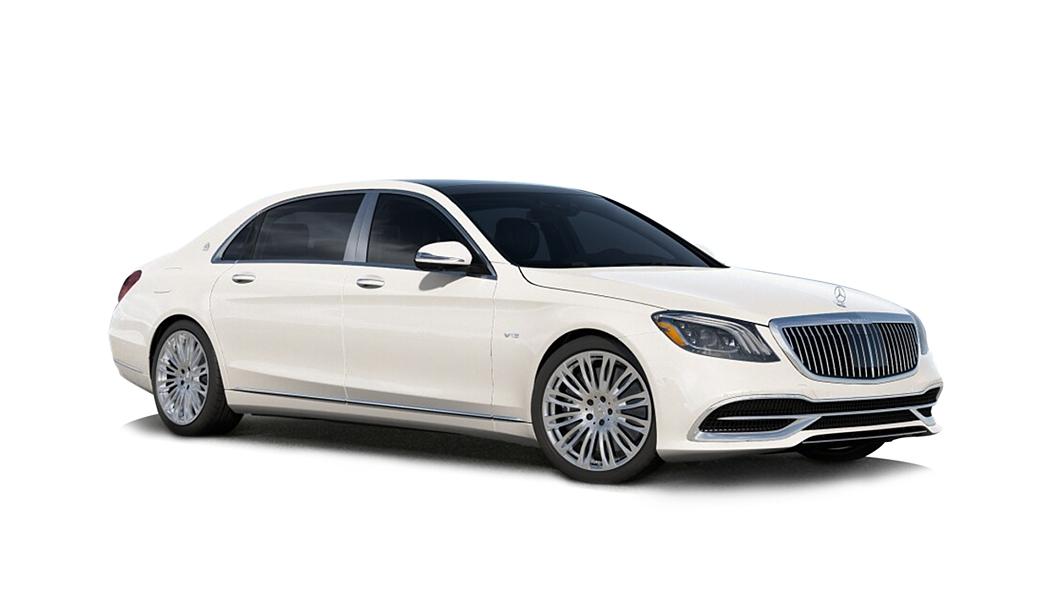 Mercedes Benz  S-Class W222 Designo Diamond White Bright Colour