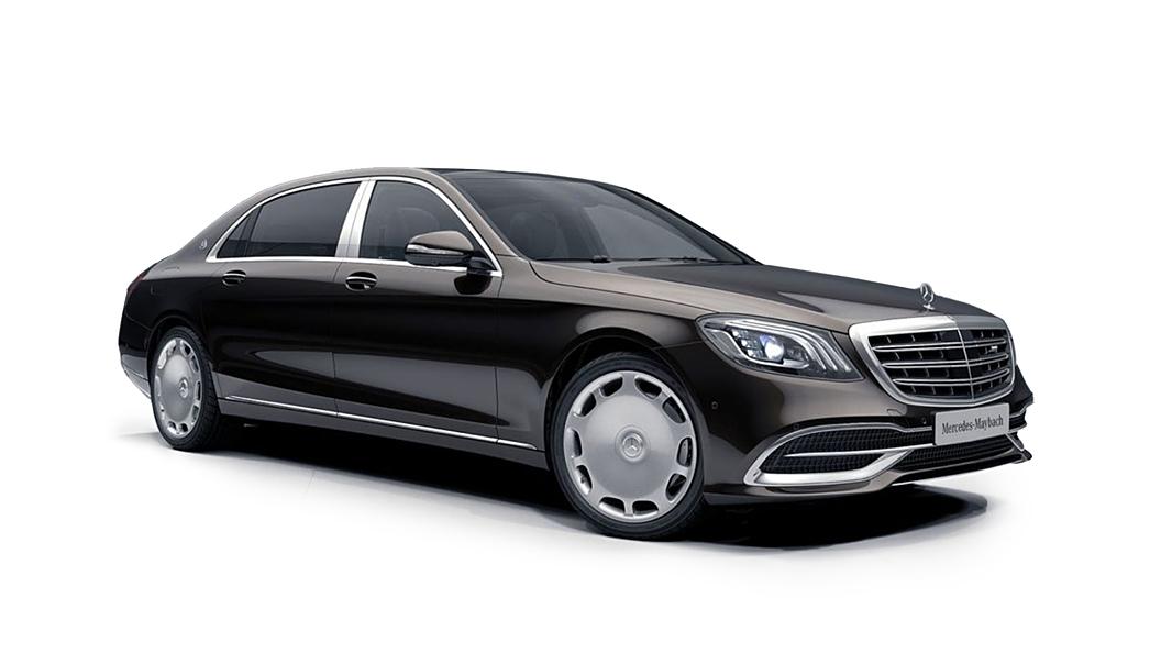Mercedes Benz  S-Class W222 Designo Mocha Black Metallic Colour
