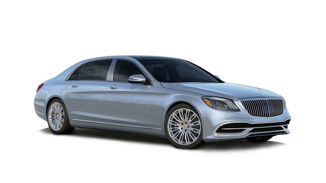 Mercedes Benz  S-Class Diamond Silver Colour