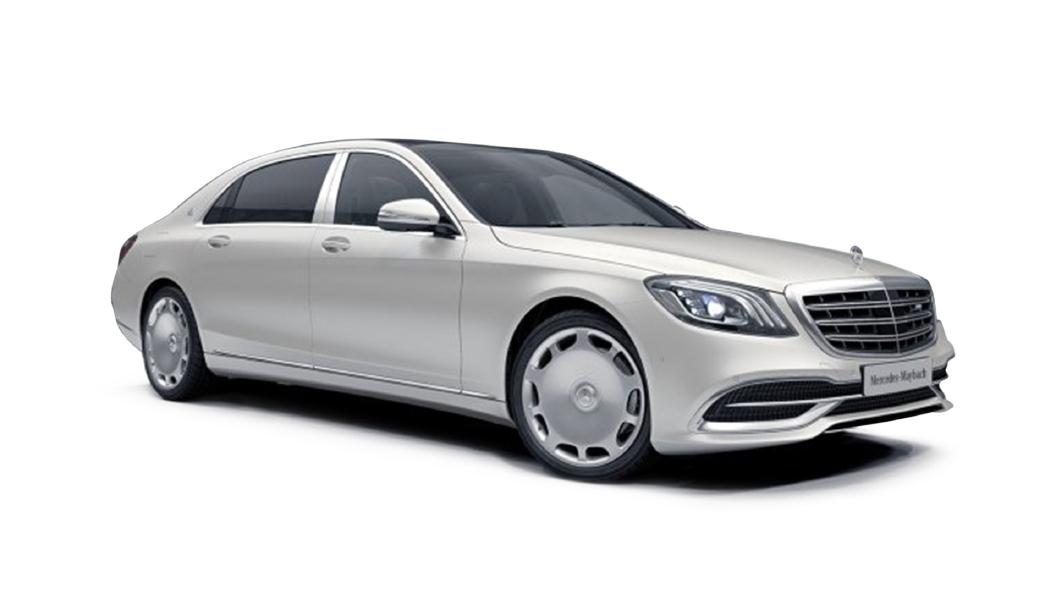 Mercedes Benz  S-Class Diamond White Bright Colour