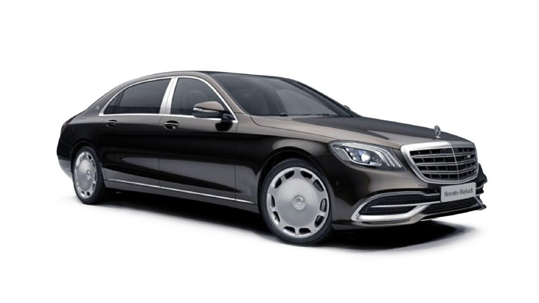 Mercedes Benz  S-Class Mocha Black Metallic Colour