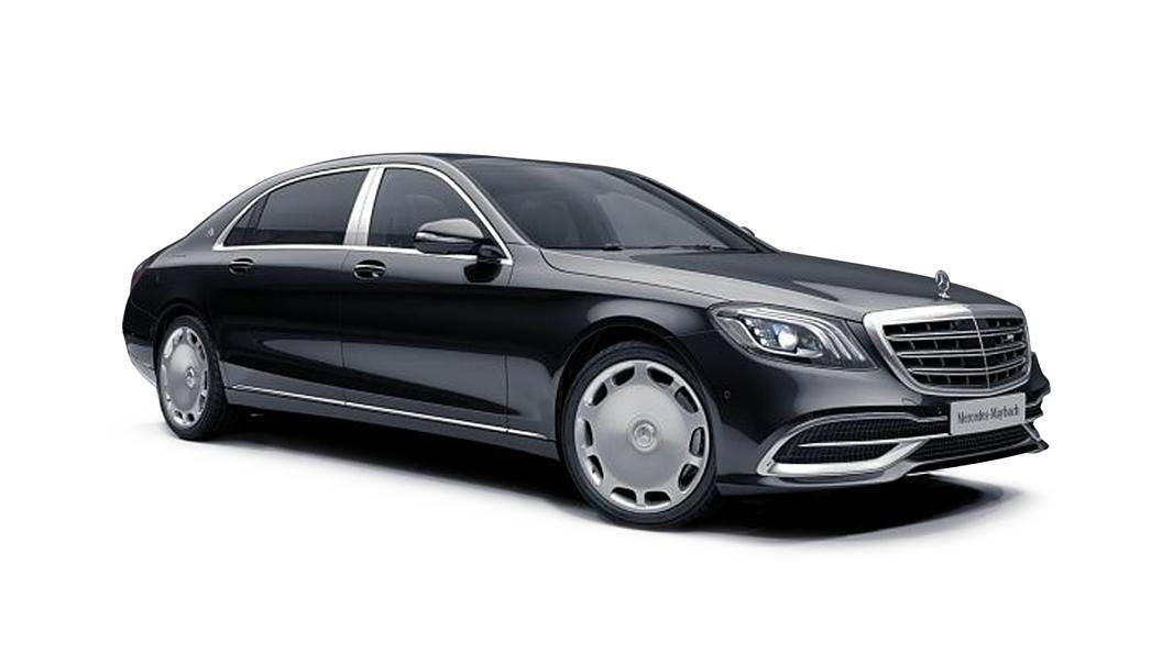 Mercedes Benz  S-Class Obsidian Black Metallic Colour