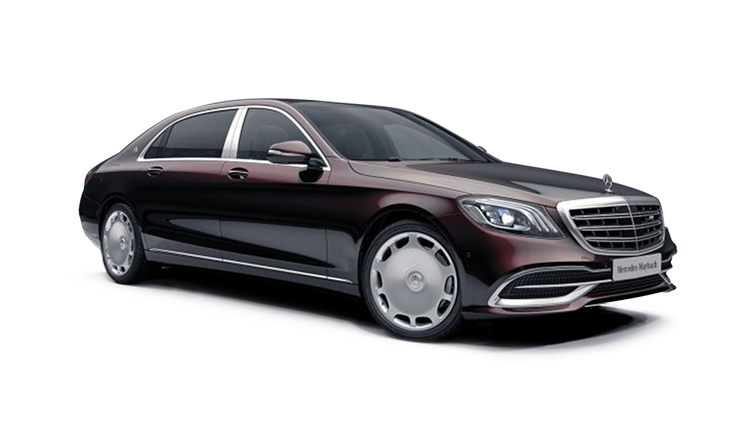 Mercedes Benz  S-Class Ruby Black Metallic Colour