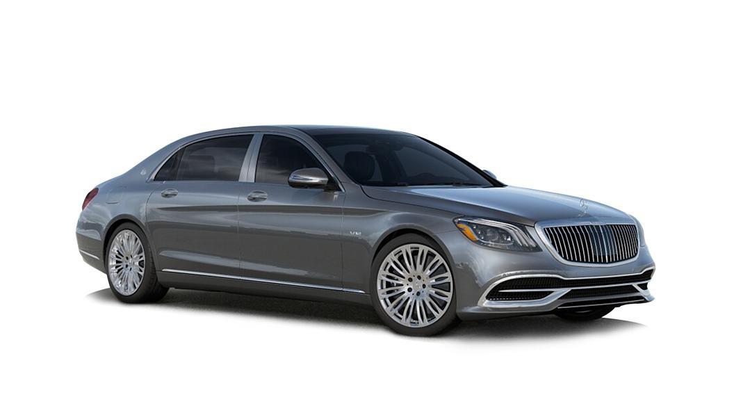 Mercedes Benz  S-Class W222 Selenite Grey Colour