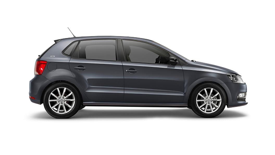 Volkswagen  Polo Carbon Steel  Colour