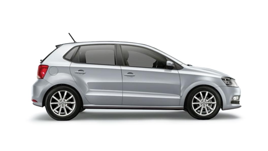 Volkswagen  Polo Reflex Silver Colour