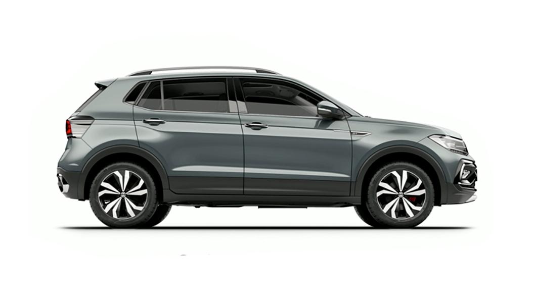 Volkswagen  Taigun Carbon Steel Grey Colour