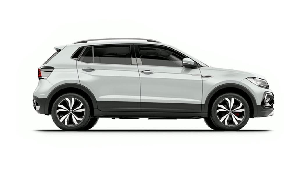 Volkswagen  Taigun Reflex Silver Colour