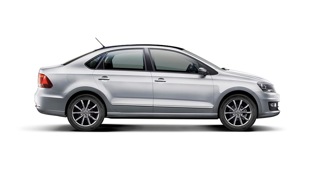 Volkswagen  Vento Reflex Silver Colour