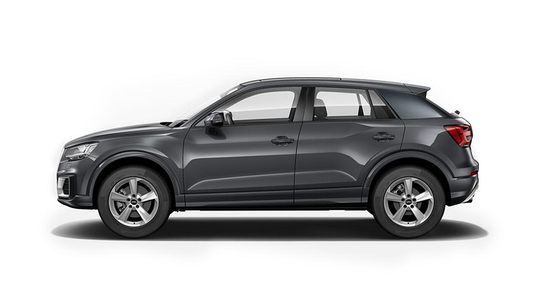 Audi  Q2 Daytona Gray Pearl Effect Colour