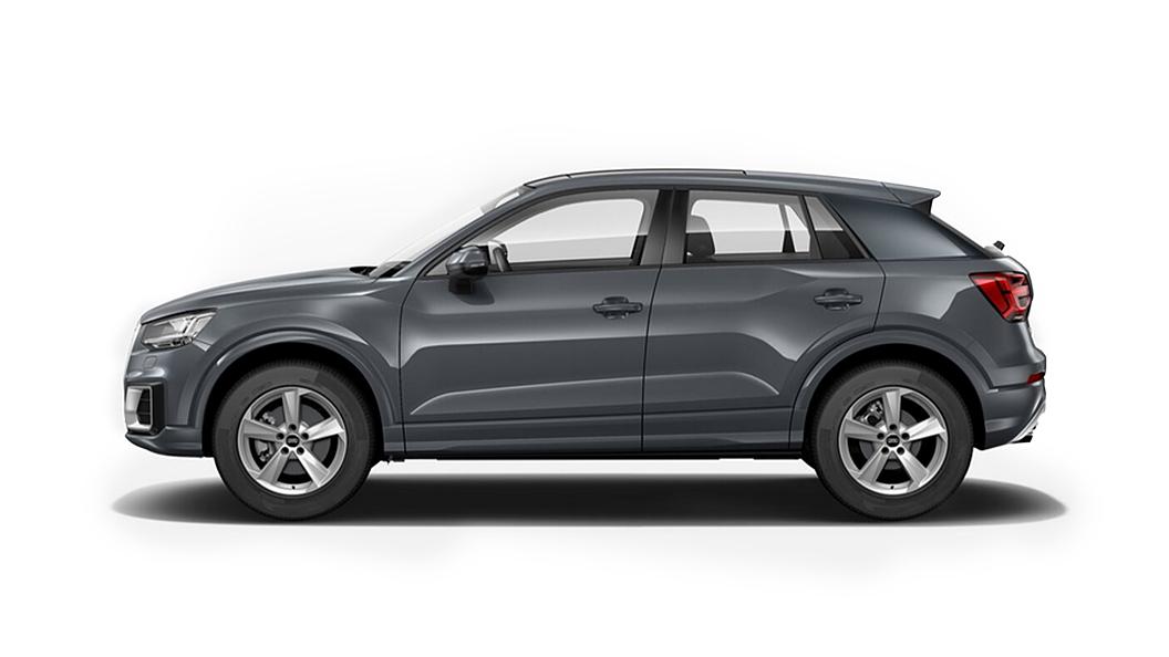 Audi  Q2 Nano Gray Metallic Colour