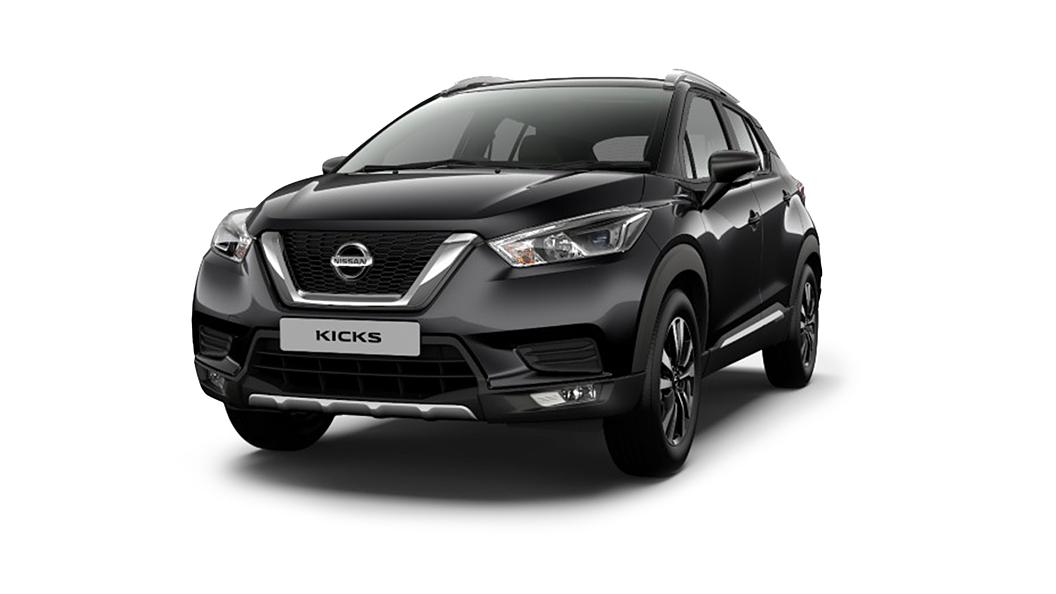 Nissan  Kicks Night Shade Colour