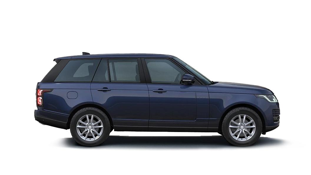 Land Rover  Range Rover Balmoral Blue Metallic Colour