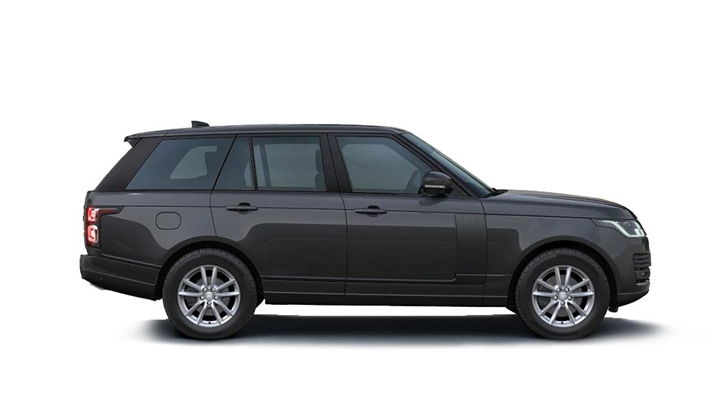 Land Rover  Range Rover Carpathian Grey Metallic Colour