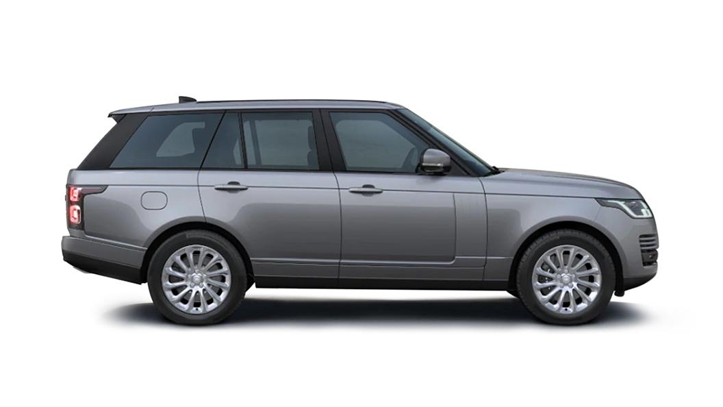 Land Rover  Range Rover Eiger Grey Metallic Colour
