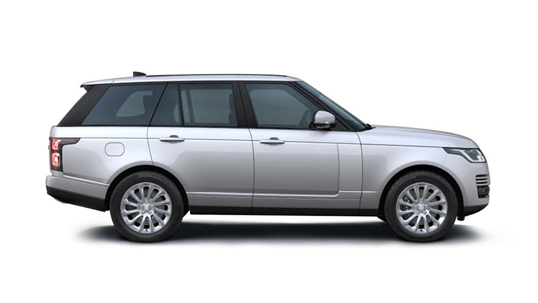 Land Rover  Range Rover Etheral Metallic Colour