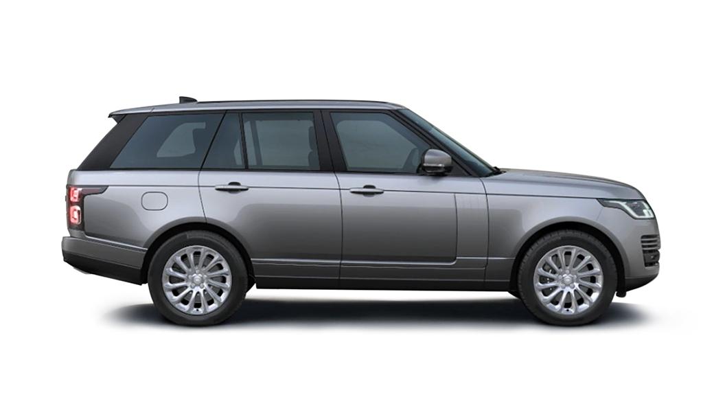 Land Rover  Range Rover Flux Metallic Colour