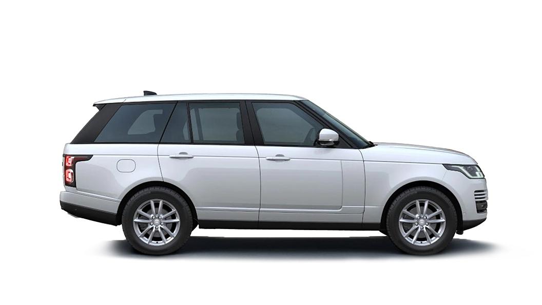 Land Rover  Range Rover Fuji White Colour