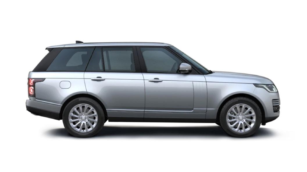 Land Rover  Range Rover Indus silver Metallic Colour