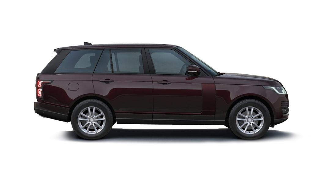 Land Rover  Range Rover Rosello Red Metallic Colour