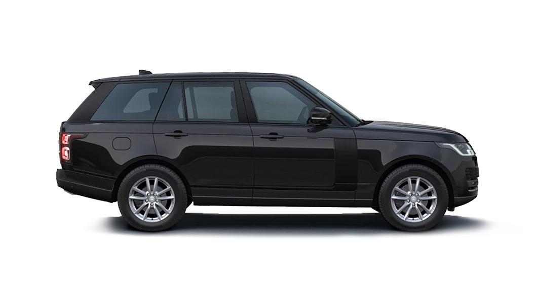 Land Rover  Range Rover Santorini Black Metallic Colour
