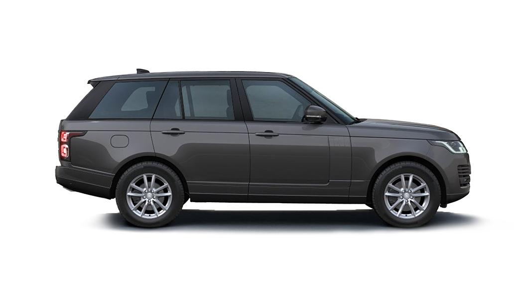 Land Rover  Range Rover Scafell Grey Metallic Colour