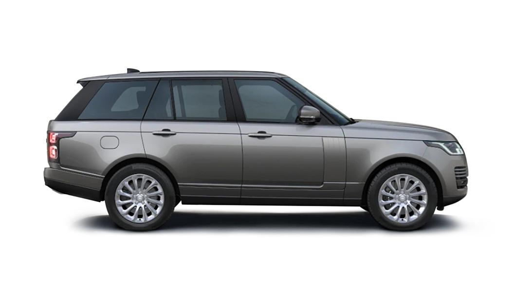 Land Rover  Range Rover Silicon Silver Metallic Colour