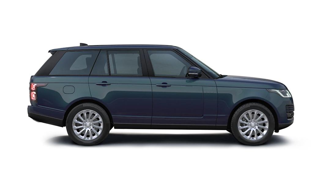 Land Rover  Range Rover Spectral Blue Metallic Colour