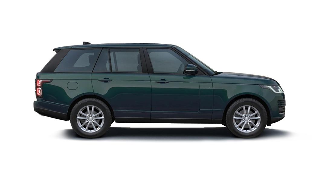 Land Rover  Range Rover Spectral British Racing Green Metallic Colour