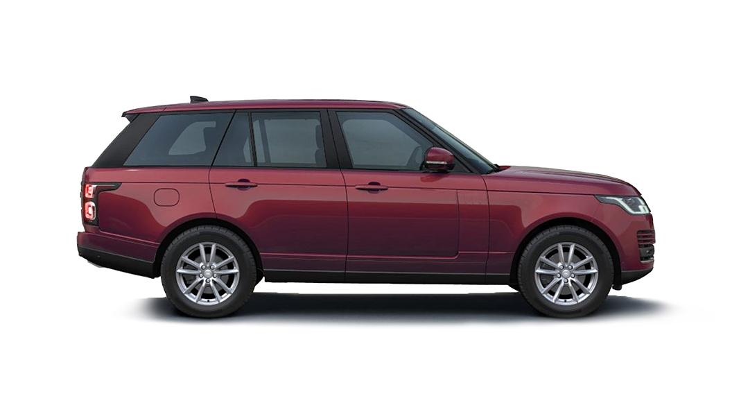Land Rover  Range Rover Spectral Racing Red Metallic Colour