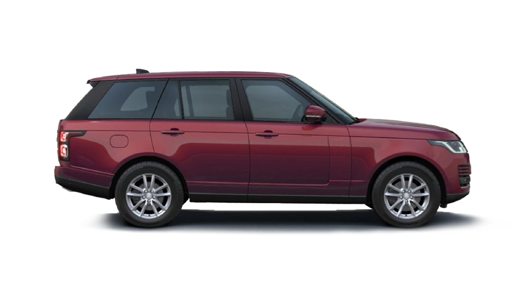 Land Rover  Range Rover Spectral Racing Red Colour