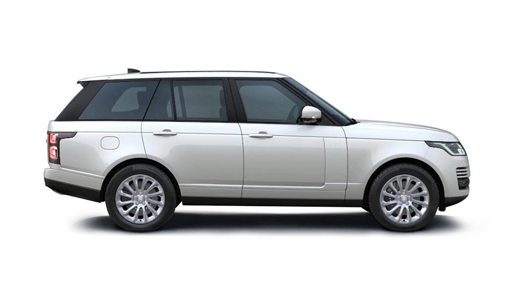 Land Rover  Range Rover Valloire White Pearl Metallic Colour