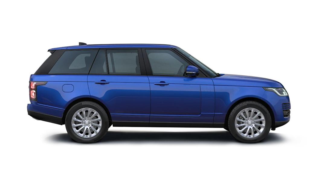 Land Rover  Range Rover Velocity Metallic Colour