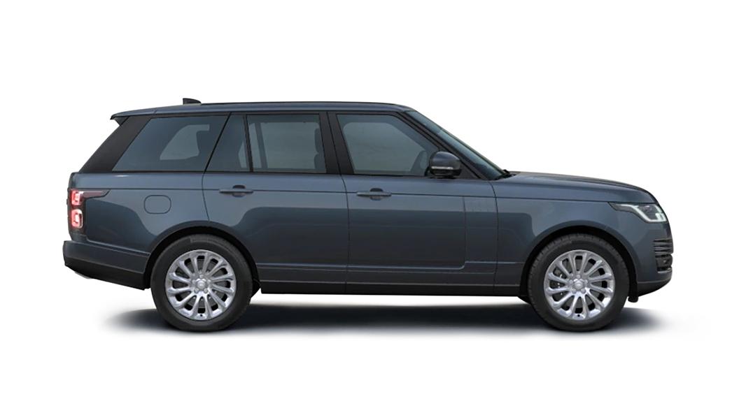 Land Rover  Range Rover Windward Grey Metallic Colour