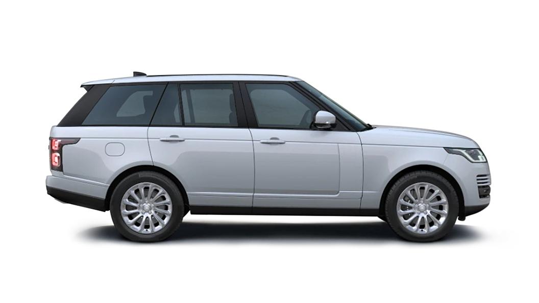 Land Rover  Range Rover Yulong white Metallic Colour
