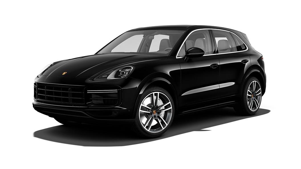 Porsche  Cayenne Black Colour