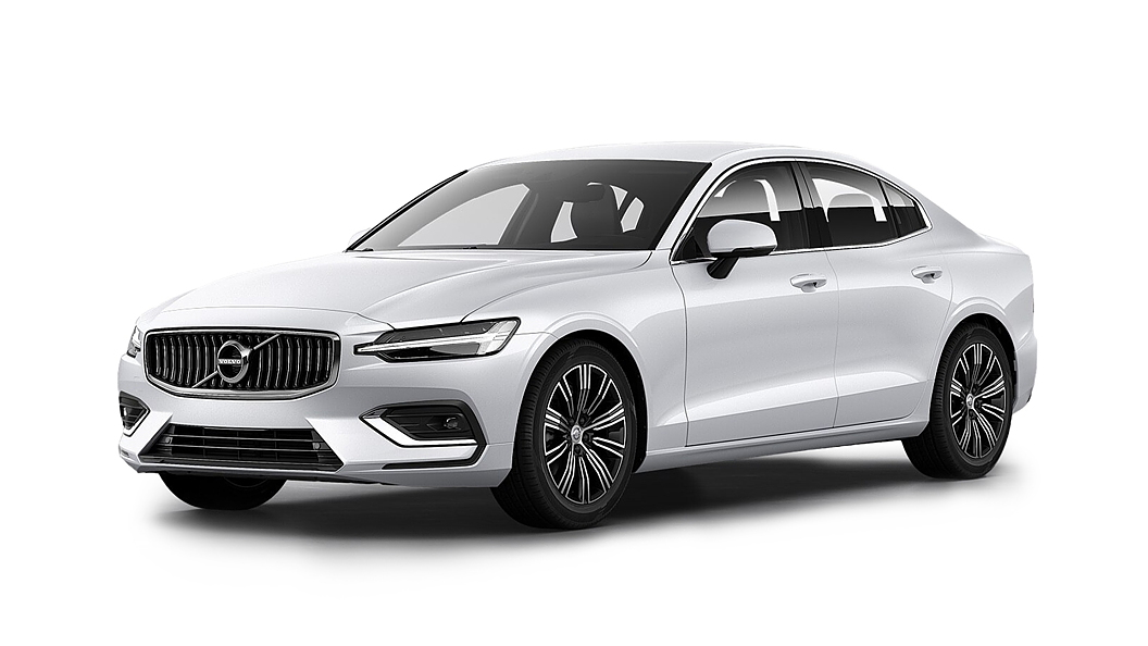 Volvo  S60 Crystal White Pearl Colour