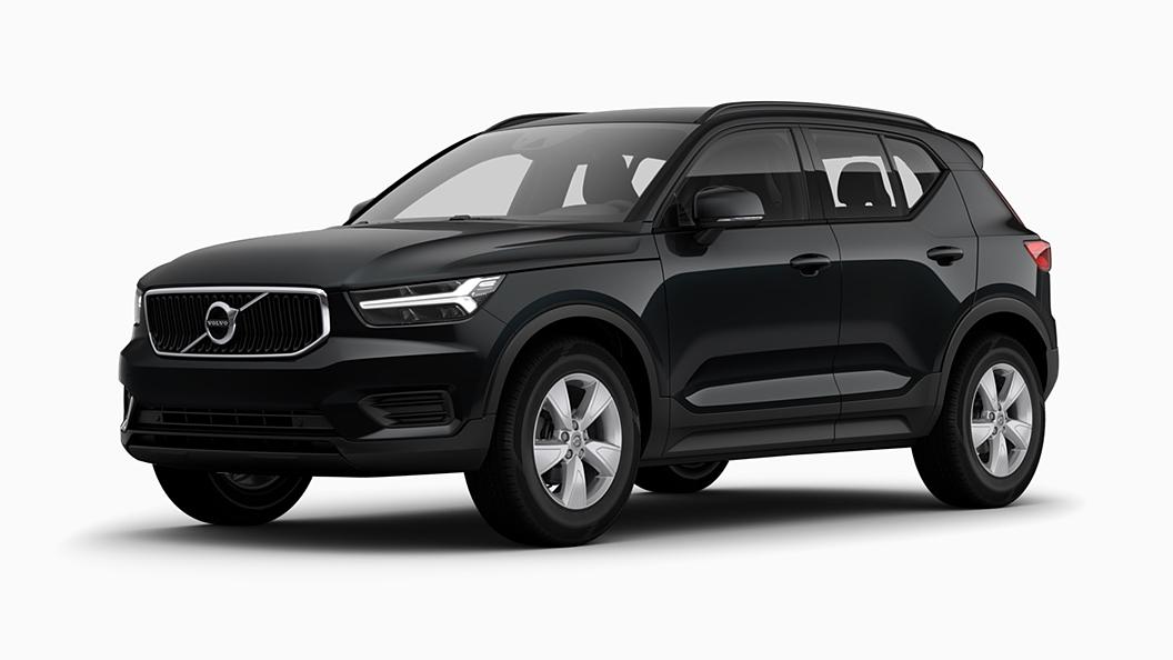 Volvo  XC40 Onyx Black Metallic Colour