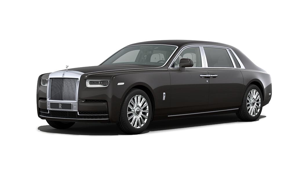 Rolls-Royce  Phantom VIII  Graphite Colour